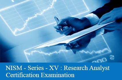 NISM-Series-XV:Research Analyst Certification