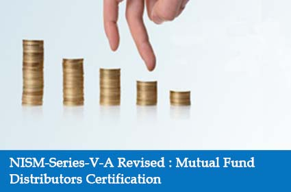 NISM-Series-V-A:Mutual Fund Distributors Certification