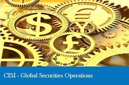 CISI-Global Securities Operations Certification