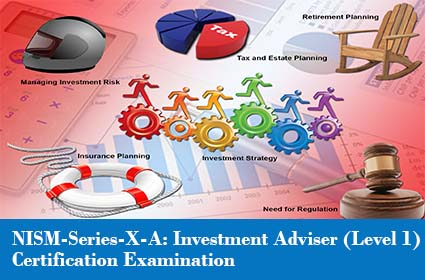 NISM-Series-X-A:Investment Adviser (Level 1)