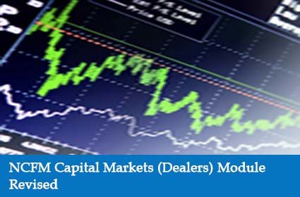 NCFM Capital Market (Dealers) Module Revised