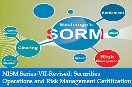 NISM-Series-VII:Securities Operations & Risk Management