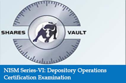 NISM-Series-VI:Depository Operations Certification Examination