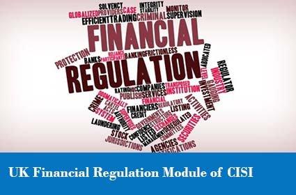 CISI-UK Financial Regulations Certification